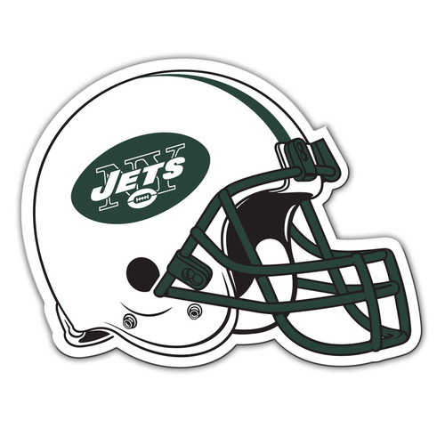 New York Jets Magnet Car Style 8 Inch CO