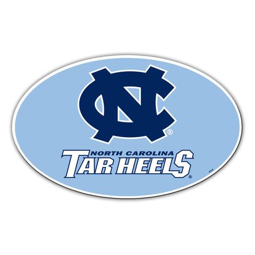 North Carolina Tar Heels Magnet Car Style 8 Inch CO