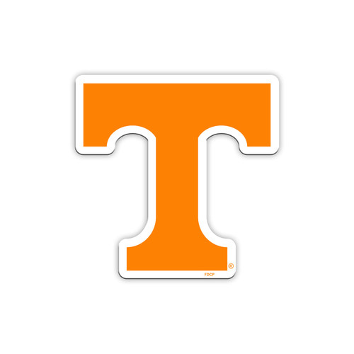Tennessee Volunteers Magnet Car Style 8 Inch CO