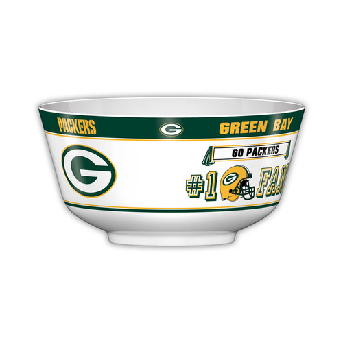 Green Bay Packers Party Bowl All Pro CO