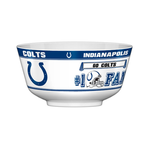 Indianapolis Colts Party Bowl All Pro CO