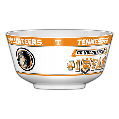 Tennessee Volunteers Party Bowl All Pro CO