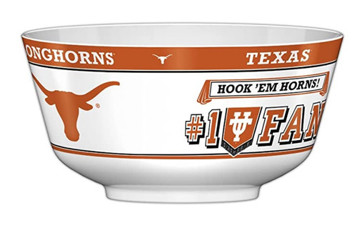 Texas Longhorns Party Bowl All Pro