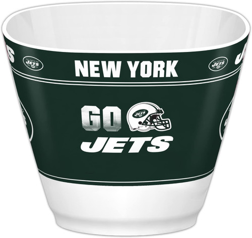 New York Jets Party Bowl MVP CO