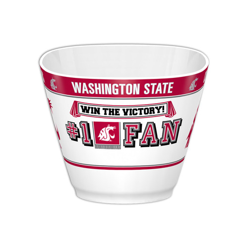Washington State Cougars Party Bowl MVP