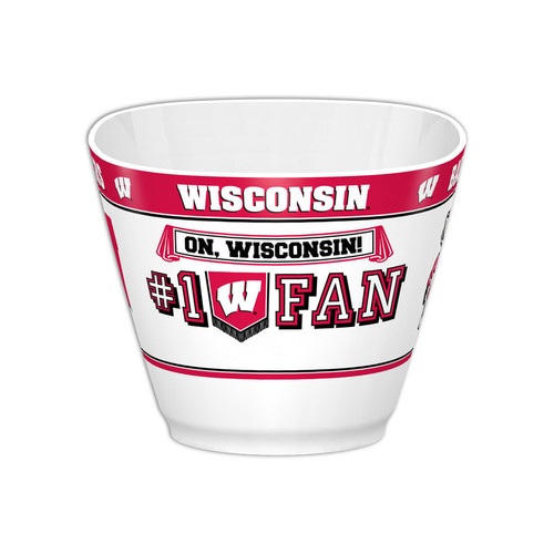 Wisconsin Badgers Party Bowl MVP