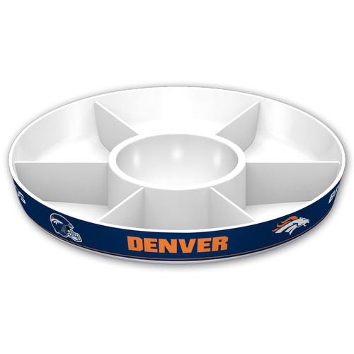 Denver Broncos Party Platter CO