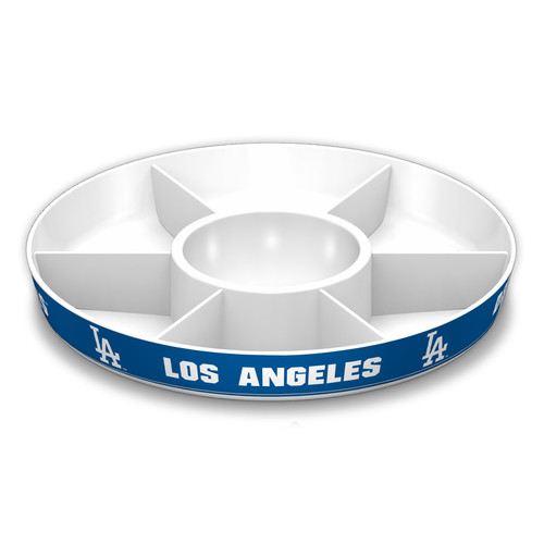 Los Angeles Dodgers Party Platter CO