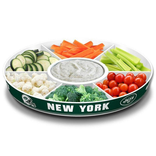 New York Jets Party Platter CO