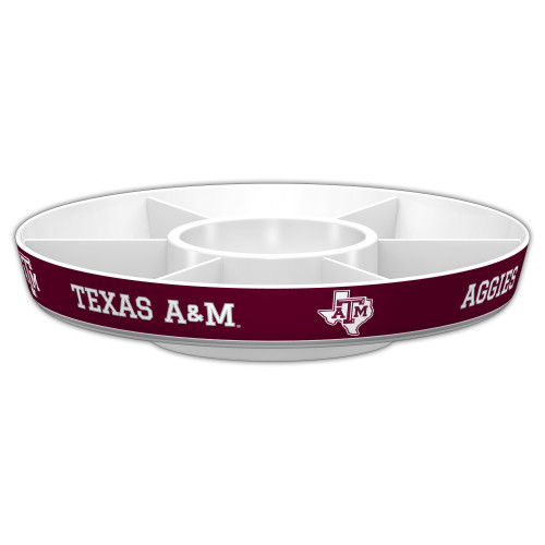Texas A&M Aggies Party Platter CO