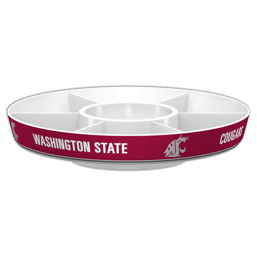 Washington State Cougars Party Platter CO