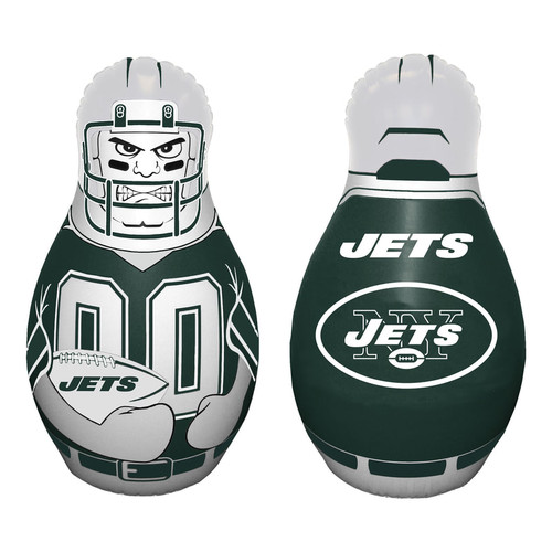 New York Jets Tackle Buddy Punching Bag CO