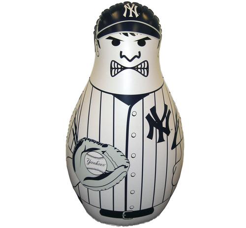 New York Yankees Tackle Buddy Punching Bag CO
