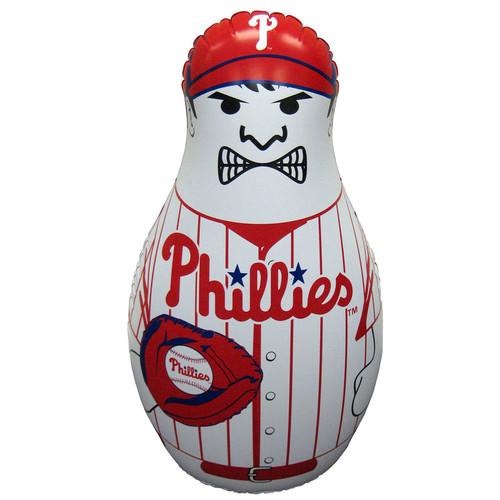 Philadelphia Phillies Tackle Buddy Punching Bag CO