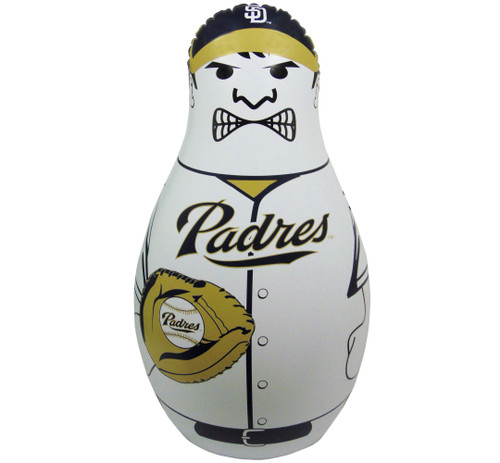 San Diego Padres Tackle Buddy Punching Bag