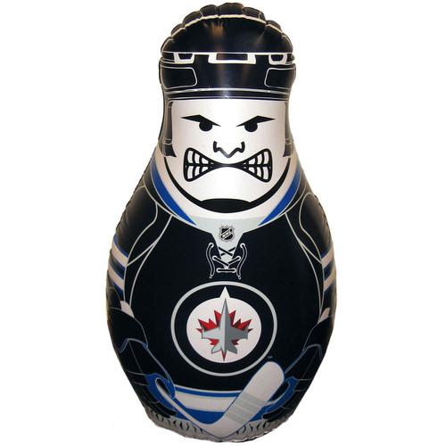 Winnipeg Jets Tackle Buddy Punching Bag CO