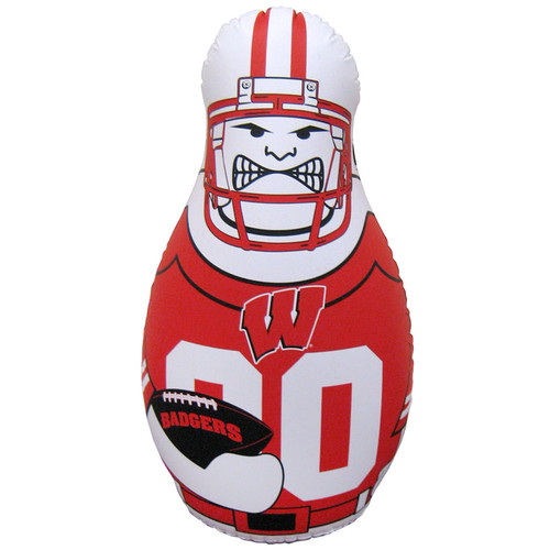 Wisconsin Badgers Tackle Buddy Punching Bag CO