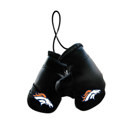 Denver Broncos Boxing Gloves Mini CO