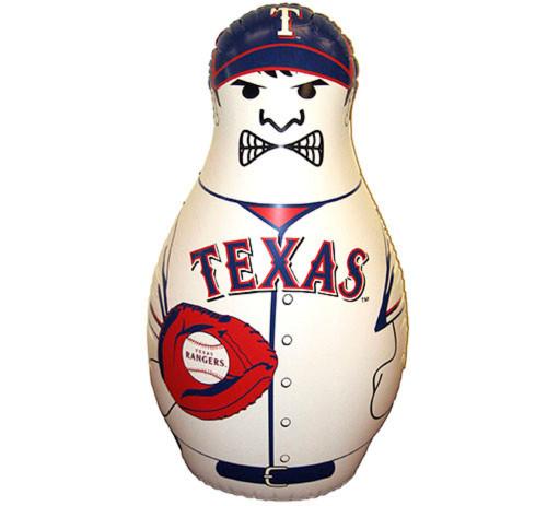 Texas Rangers Bop Bag Mini