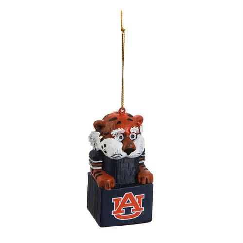 Auburn Tigers Ornament Tiki Design Special Order