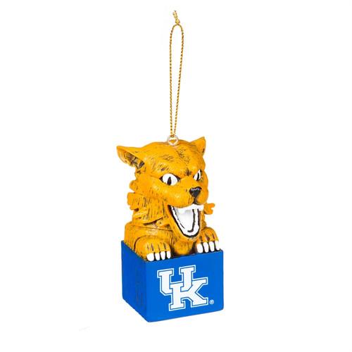 Kentucky Wildcats Ornament Tiki Design Special Order