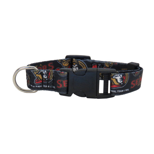 Ottawa Senators Pet Collar Size L