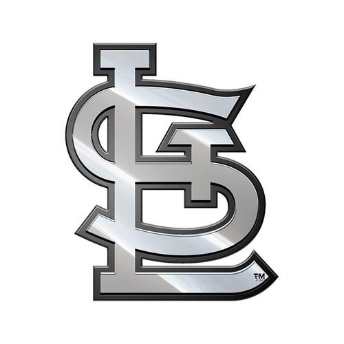 St. Louis Cardinals Auto Emblem Premium Metal