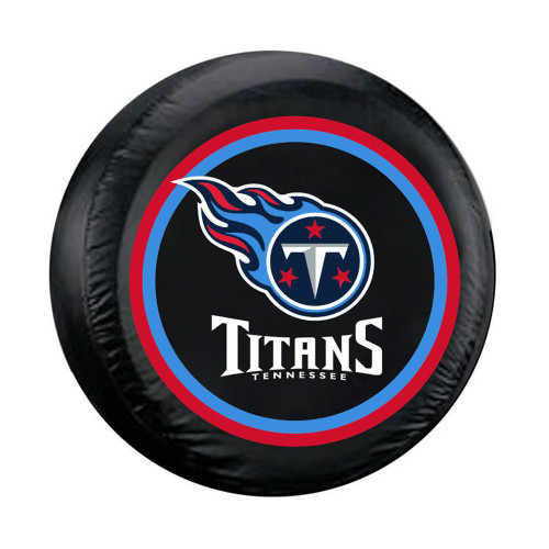 Tennessee Titans Tire Cover Large Size