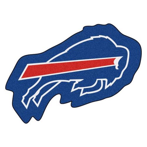 Buffalo Bills Rug 30x40 Mascot Style Special Order