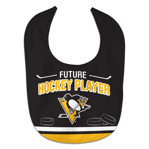 Pittsburgh Penguins Baby Bib All Pro Style Future Player Special Order