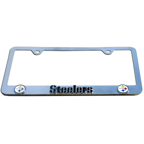 Pittsburgh Steelers License Plate Frame