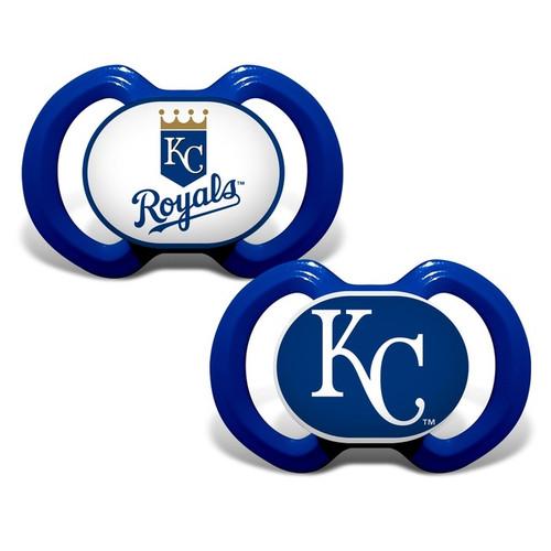 Kansas City Royals Pacifier 2 Pack