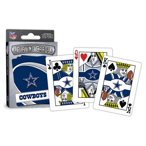 Dallas Cowboys Playing Cards Logo
