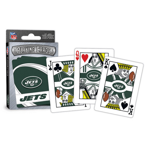 New York Jets Playing Cards Logo
