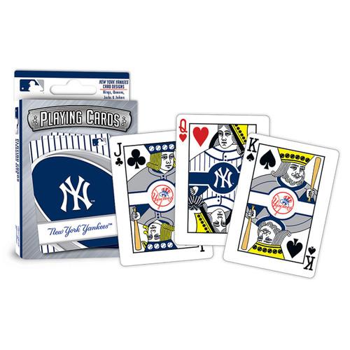 New York Yankees Playing Cards Logo