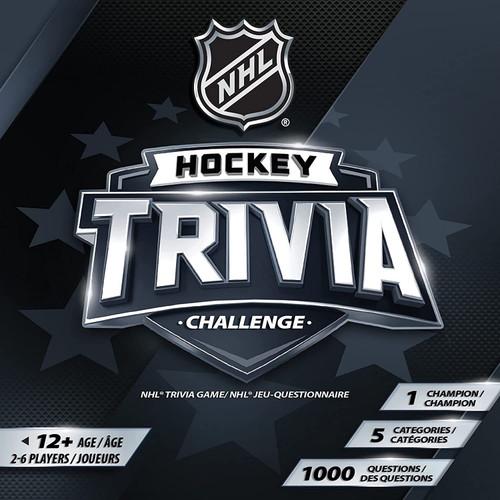 NHL Hockey Trivia Game