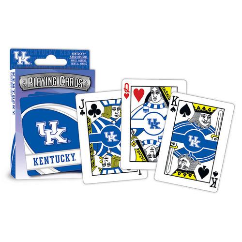 Kentucky Wildcats Playing Cards Logo