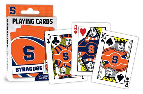 Syracuse Orange Playing Cards Logo Special Order