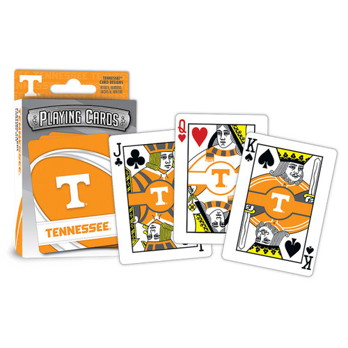 Tennessee Volunteers Playing Cards Logo