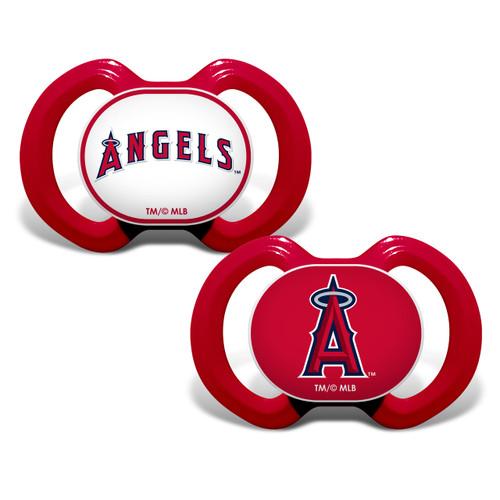 Los Angeles Angels Pacifier 2 Pack