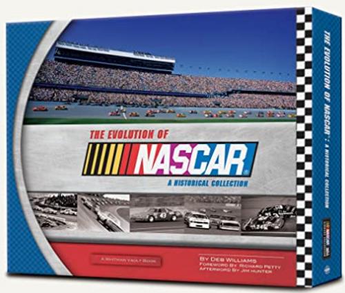 The Evolution of NASCAR Vault Book