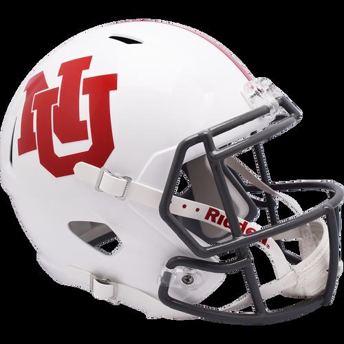 Nebraska Cornhuskers Helmet Riddell Replica Full Size Speed Style 2021 Alternate