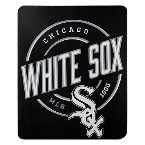 Chicago White Sox Blanket 50x60 Fleece Campaign Design