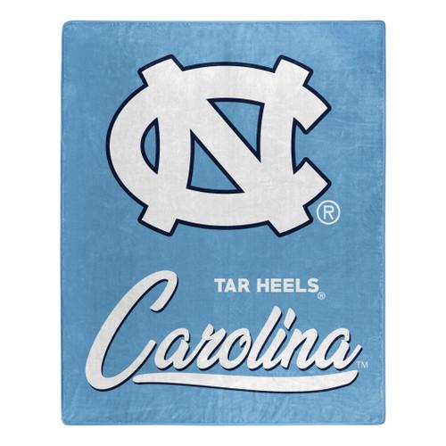 North Carolina Tar Heels Blanket 50x60 Raschel Signature Design