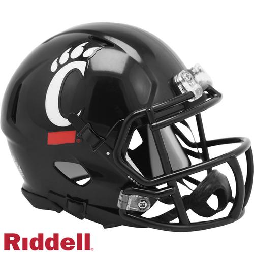 Cincinnati Bearcats Helmet Riddell Replica Mini Speed Style