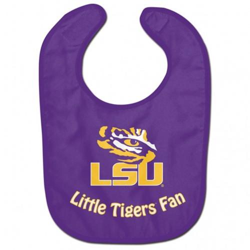 LSU Tigers Baby Bib - All Pro Little Fan