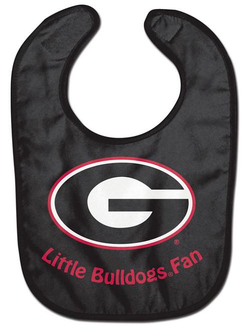 Georgia Bulldogs Baby Bib - All Pro Little Fan