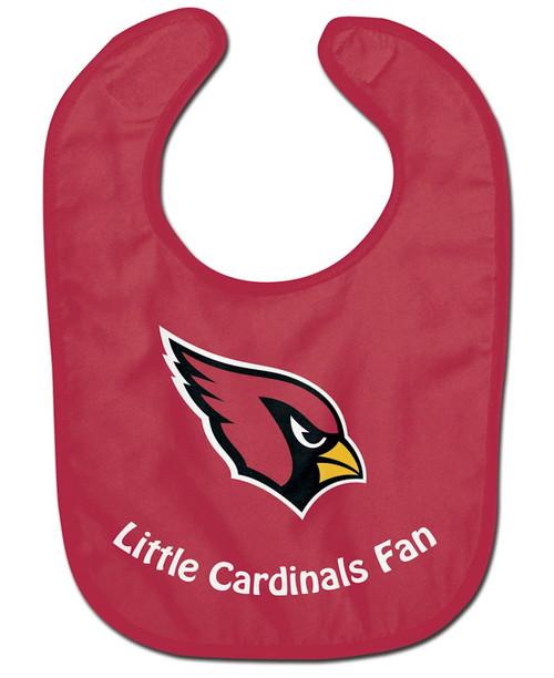 Arizona Cardinals All Pro Little Fan Baby Bib