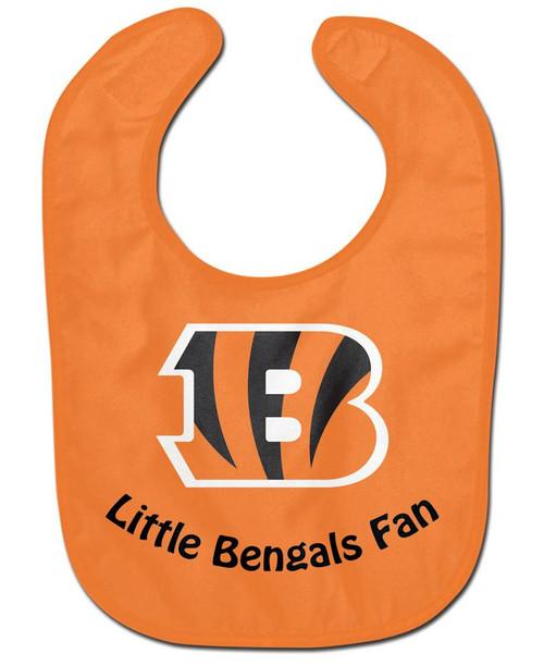 Cincinnati Bengals All Pro Little Fan Baby Bib