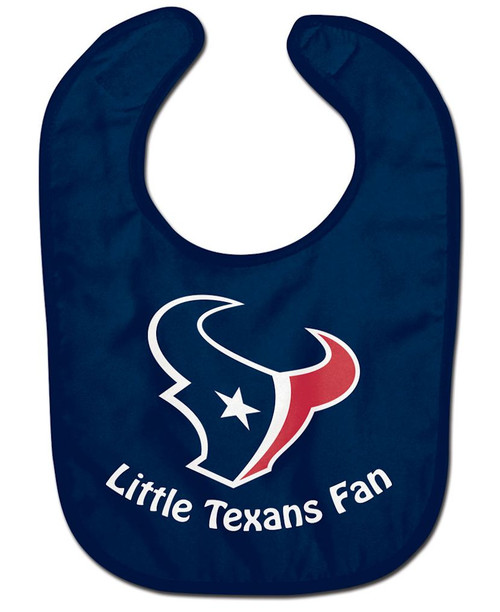 Houston Texans All Pro Little Fan Baby Bib